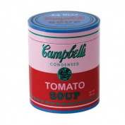 Andy Warhol Soup Can Pink 200 Piece Puzzle