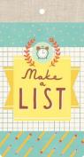 Make a List: List Pad