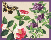 Winterthur Butterflies Desk Set [With Matching Pen and Petite Journal and Note Pad]