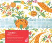 V&A Spitalfields Silk File Folders