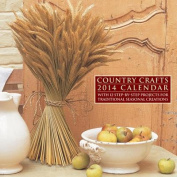 Country Crafts 2014 Calendar