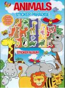 Animals Sticker Paradise