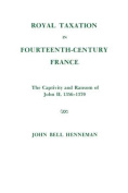 Royal Taxation in Fourteenth-Century France