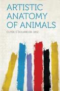 Artistic Anatomy of Animals