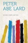 Peter Abe'Lard
