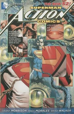 Superman  Action Comics Volume 3: At The End of Days HC (The New 52)