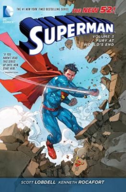 Superman Volume 3: Fury at World's End (The New 52)