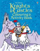 Knights & Castles Colouring and Activity Book