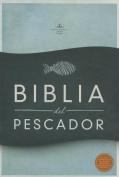 Biblia del Pescador, Negro Piel Genuina [Spanish]