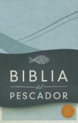 Biblia del Pescador, Azul Cobalto Simil Piel [Spanish]