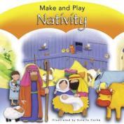 Make and Play Nativity [Board Book]