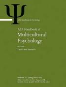 APA Handbook of Multicultural Psychology