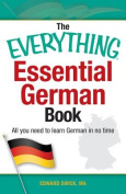 The Everything Essential German Book