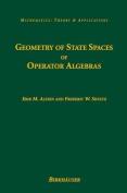 Geometry of State Spaces of Operator Algebras (Mathematics