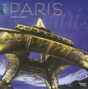 Paris 2014 Square 12x12 (ST-Gold)