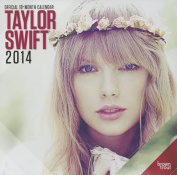 Taylor Swift 2014 Square 12x12