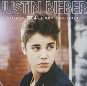 Justin Bieber 2014 Square 12x12 Bravado