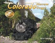 Colorado Narrow Gauge Calendar