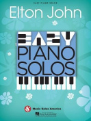 Easy Piano Solos Elton John PVG Artist Songbook Bk