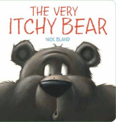 Very Itchy Bear Board Book [Board book]