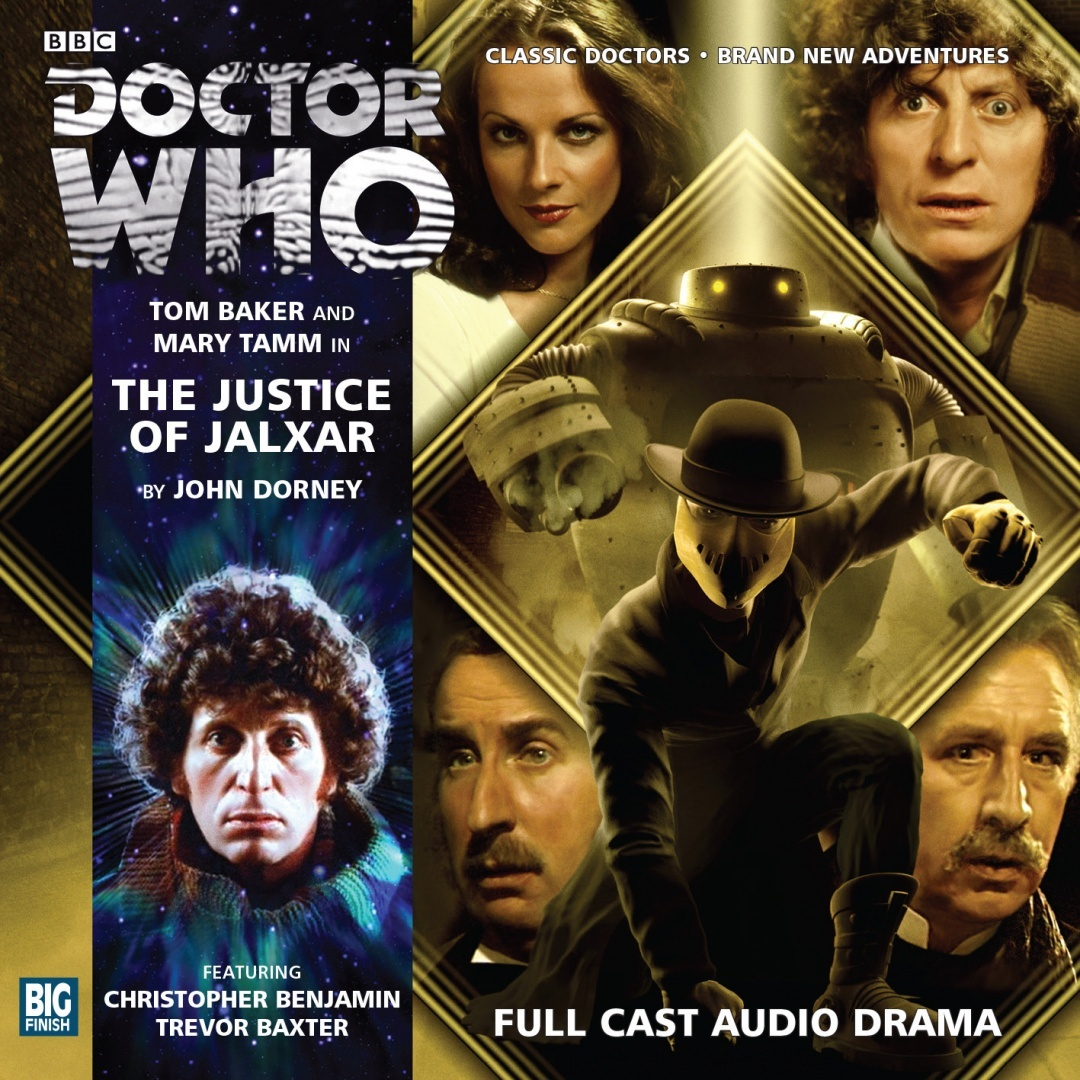 The Justice of Jalxar (Doctor Who: The Fourth Doctor Adventures) [Audio].