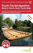 South Cambridgeshire, Beds & North Herts Cycle Map