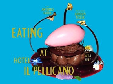 Eating at Hotel Il Pellicano