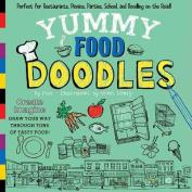 Yummy Food Doodles