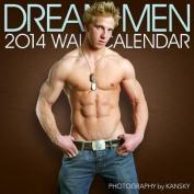 2014 Dream Men Wall Calendar
