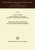 Untersuchungen Uber Die Verbrennung Von Gas Und Luft Im Turbulenten Gegenstrom  [GER]