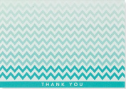 Chevron Thank You Notes