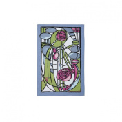 Mackintosh Lilac Linen Tea Towel