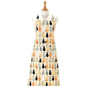Ulster Weavers Cats in Waiting Cotton Apron