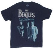 The Beatles T-shirt - walrus design
