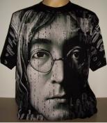 John Lennon T-shirt - all over spec design