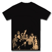 ARRESTED DEVELOPMENT t-shirt - cast design