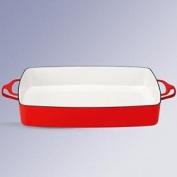 Lenox Kobenstyle Chilli Red Rectangular Baker by Dansk