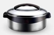 Milton SS015 Regent 2.5 Litre Stainless Steel Casserole