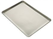 Focus Foodservice Commercial Bakeware 16-Gauge Aluminium Perforated Bottom-Sheet Pan, Full Size