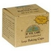If You Care Brown-2.5_ Baking Cups