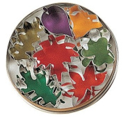Mrs. Anderson's Baking 7-piece Leaf Cookie Cutter Set