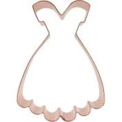 Dress Cookie Cutter - Fancy