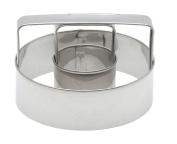 Mrs. Anderson's Baking Stainless Steel Donut Cutter, 7.6cm