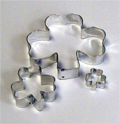 Shamrock Cookie Cutters - Set of 3