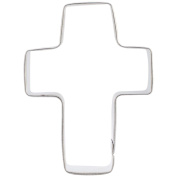 Metal Cookie Cutter 7.6cm -Cross
