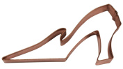Old River Road Shoe Shape Cookie Cutter, Copper