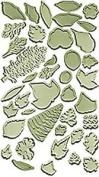 JEM Cutters Gum Paste Cutter Set - Leaves