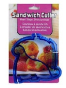 Sandwich Cutter- Dinosaur Shapes (Blue) Crust Cutter