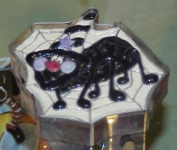 Webster the Spider Cookie Press & Cutter - Blue Sky & Clayworks