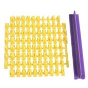 Vktech DIY Letters Alphabet Mould Symbols Number Cookie Cake Cutter Mould Tool Kit